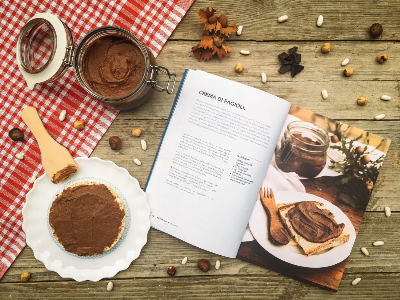 crema cioccolatina sugarless - cucinare secondo natura