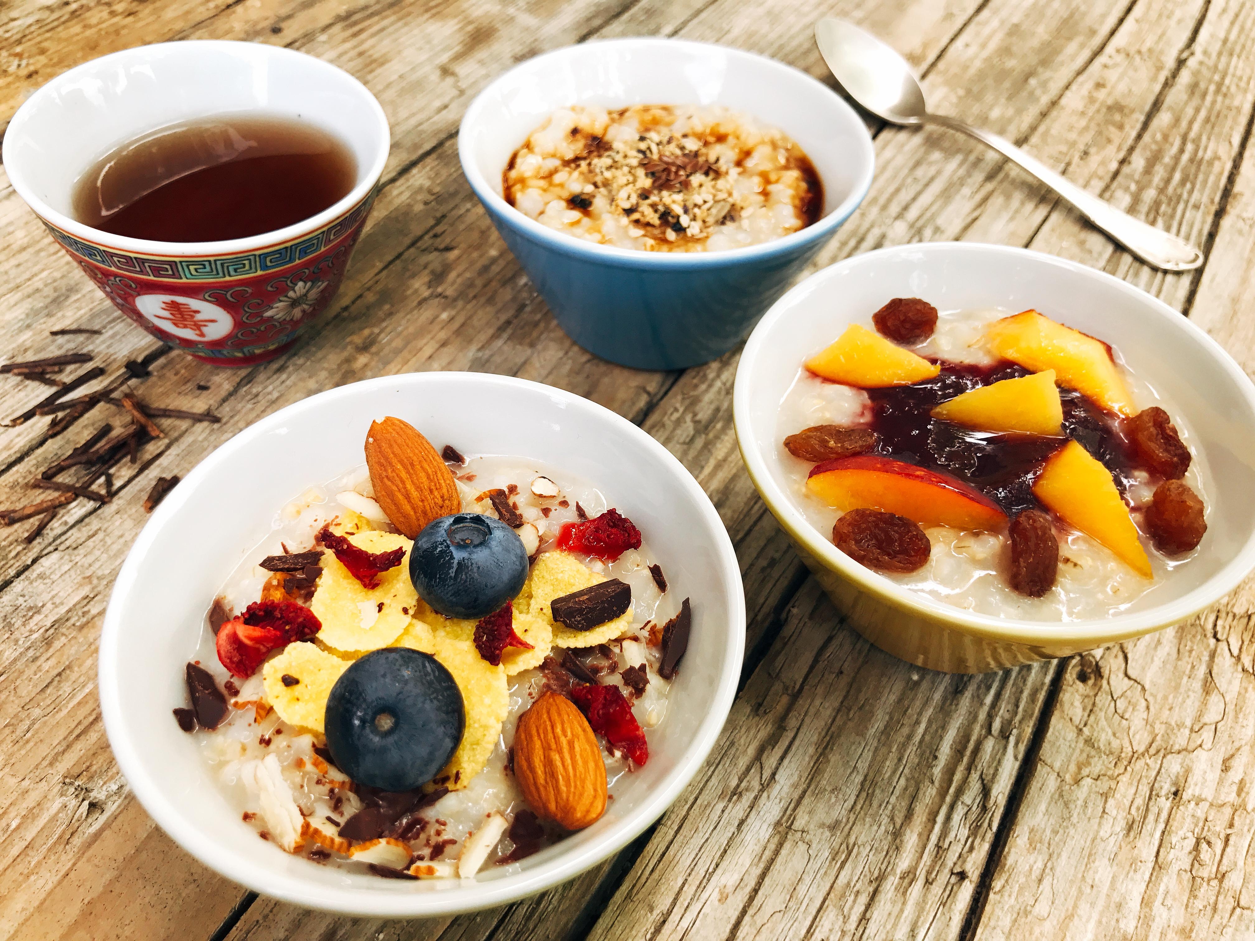 Crema di riso integrale colazione cucinare secondo natura - Cucinare riso integrale ...