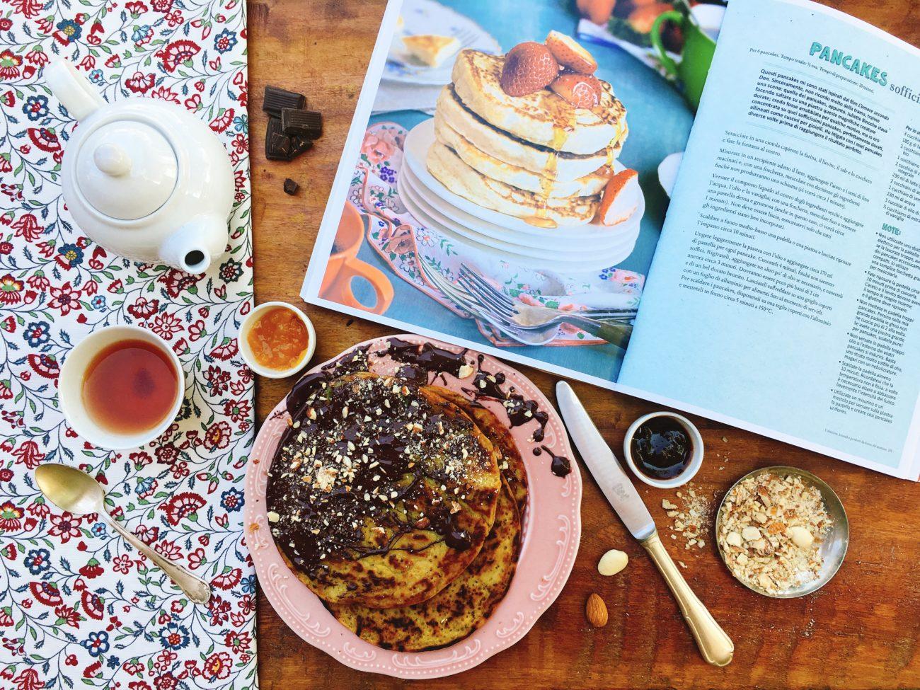 Pancakes sofficissimi di Isa Chandra