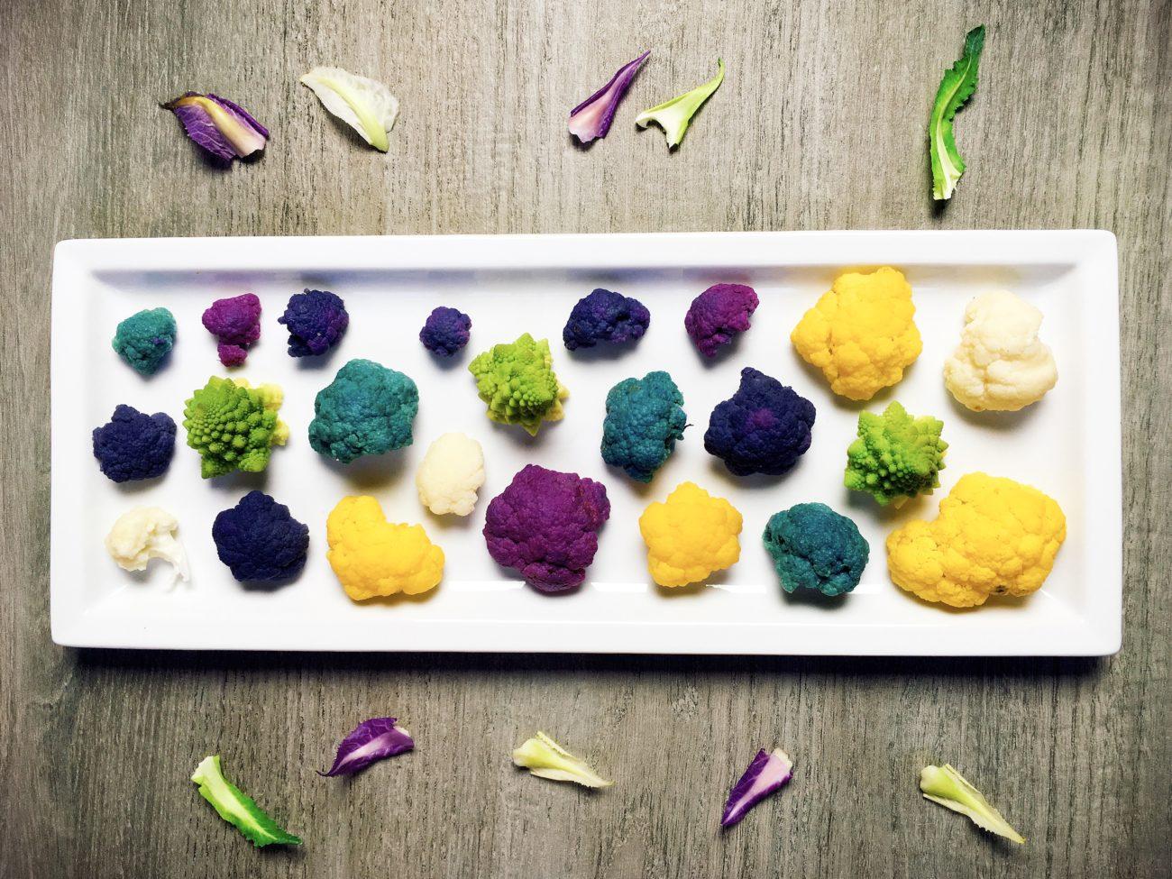 Cavoli e colori