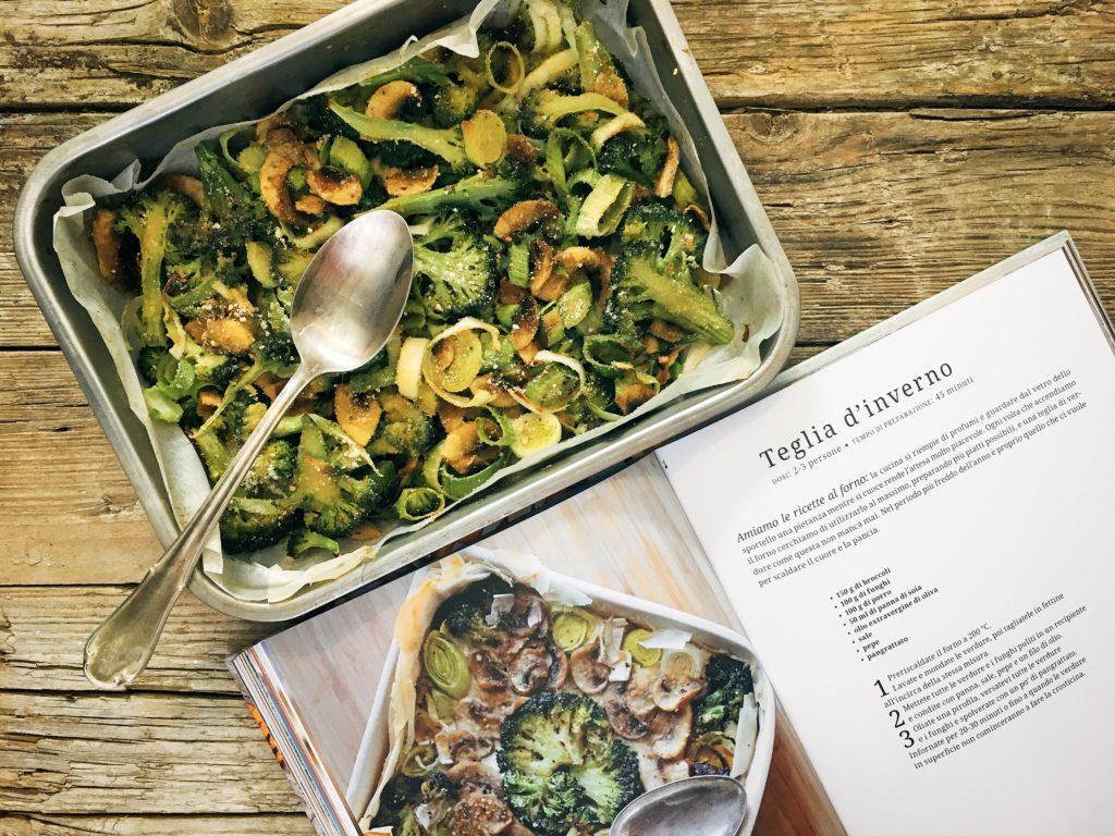 Teglia d 39 inverno di vegano gourmand cucinare secondo natura for Cucinare vegano