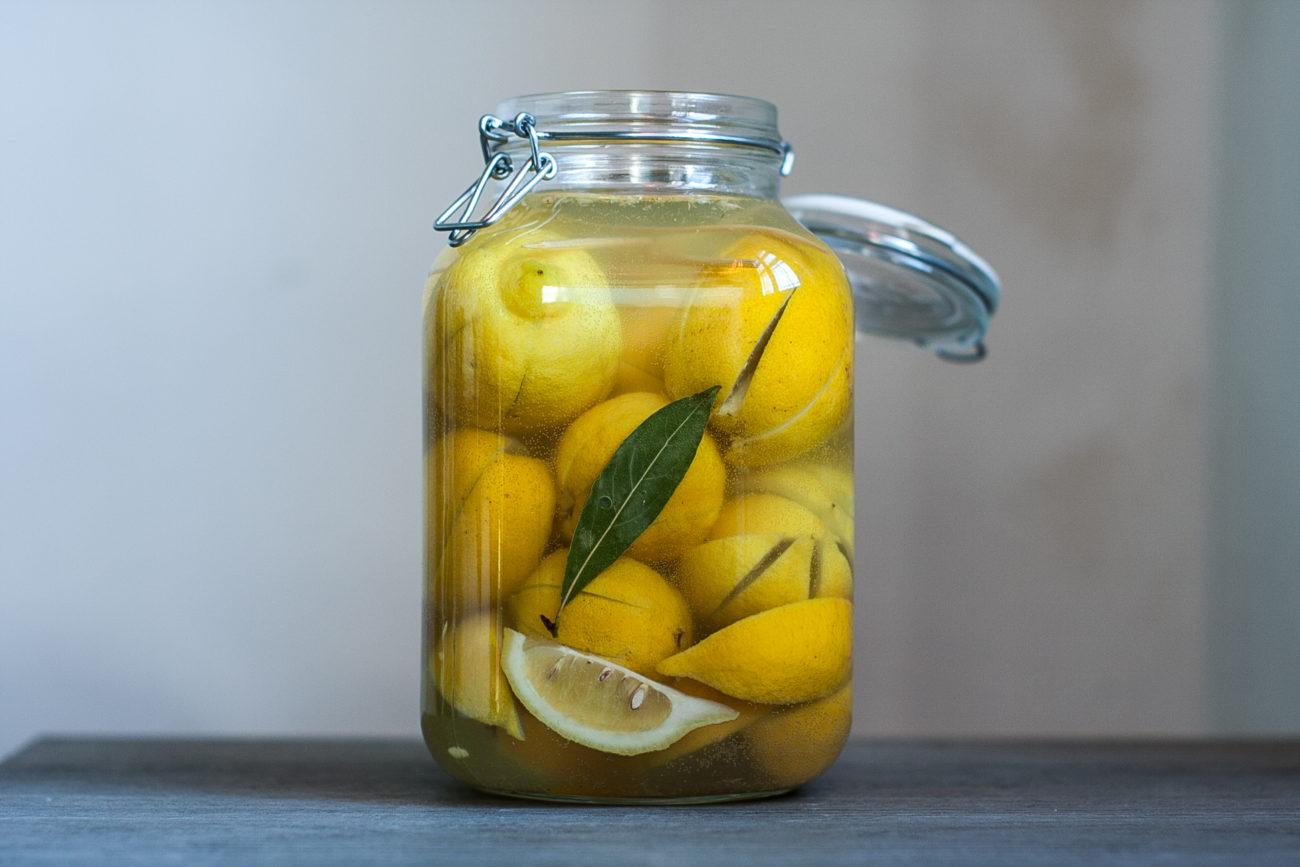 Limoni fermentati